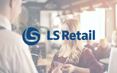 Unified E-commerce voor LS Retail